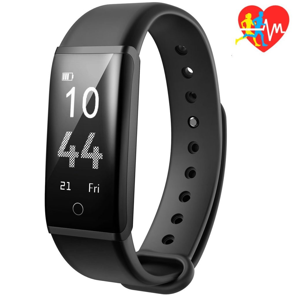 Mpow Activity Tracker IP67, Orologio Contapassi