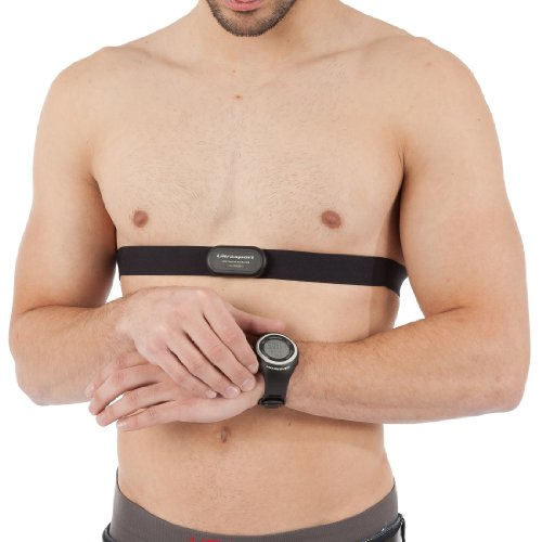 Cardiofrequenzimetro con fascia
