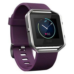 Cardiofrequenzimetro Fitbit Blaze