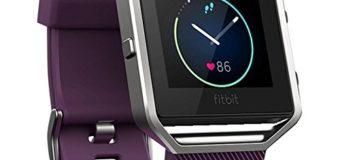 Cardiofrequenzimetro Fitbit Blaze orologio fitness: prezzo e recensione
