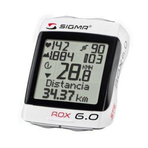 Ciclocomputer Sigma Sport Rox 6.0