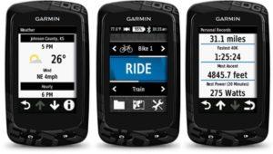 Cardiofrequenzimetro Garmin Edge 810 GPS