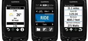 Cardiofrequenzimetro Garmin Edge 810 GPS: offerta Amazon