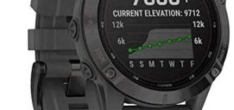 Recensione Garmin Fenix 6X Pro
